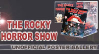 Rocky Horror Picture Show Poster Gallery