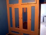 Built-in closet/dresser