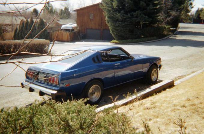Fall 2005 in Billings, MT