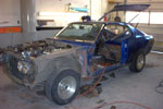Being Stripped Down for Restoration in 2004